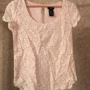 Lovely lace Talula Shirt